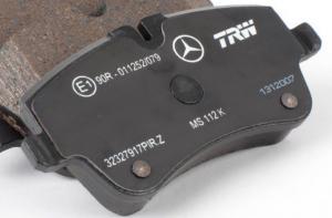 Má phanh Mercedes-Má Phanh BMW ( 2005-2020)